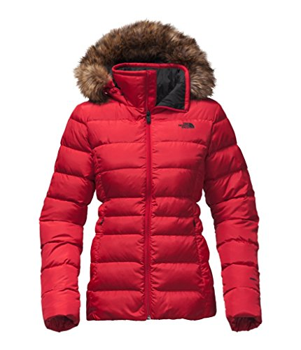 265eb9c250f The North Face Women s Gotham Jacket II - TNF Red - S - Outdoor Chimp