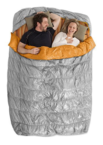 Nemo Tango Duo Slim 30-Degree 2-Person Down Sleeping Bag With Slipcover