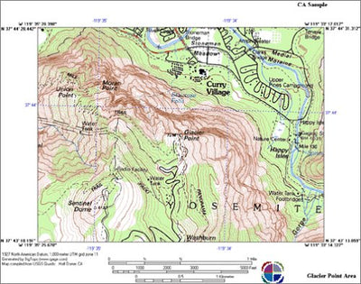 California Map Topography.Igage All Topo Maps California Map Cd Rom Windows