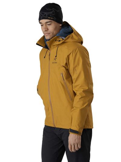 Arc'teryx Beta AR Jacket Men's (Midnight Sun, Large)