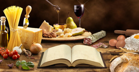 Cookbook. Food & Wine