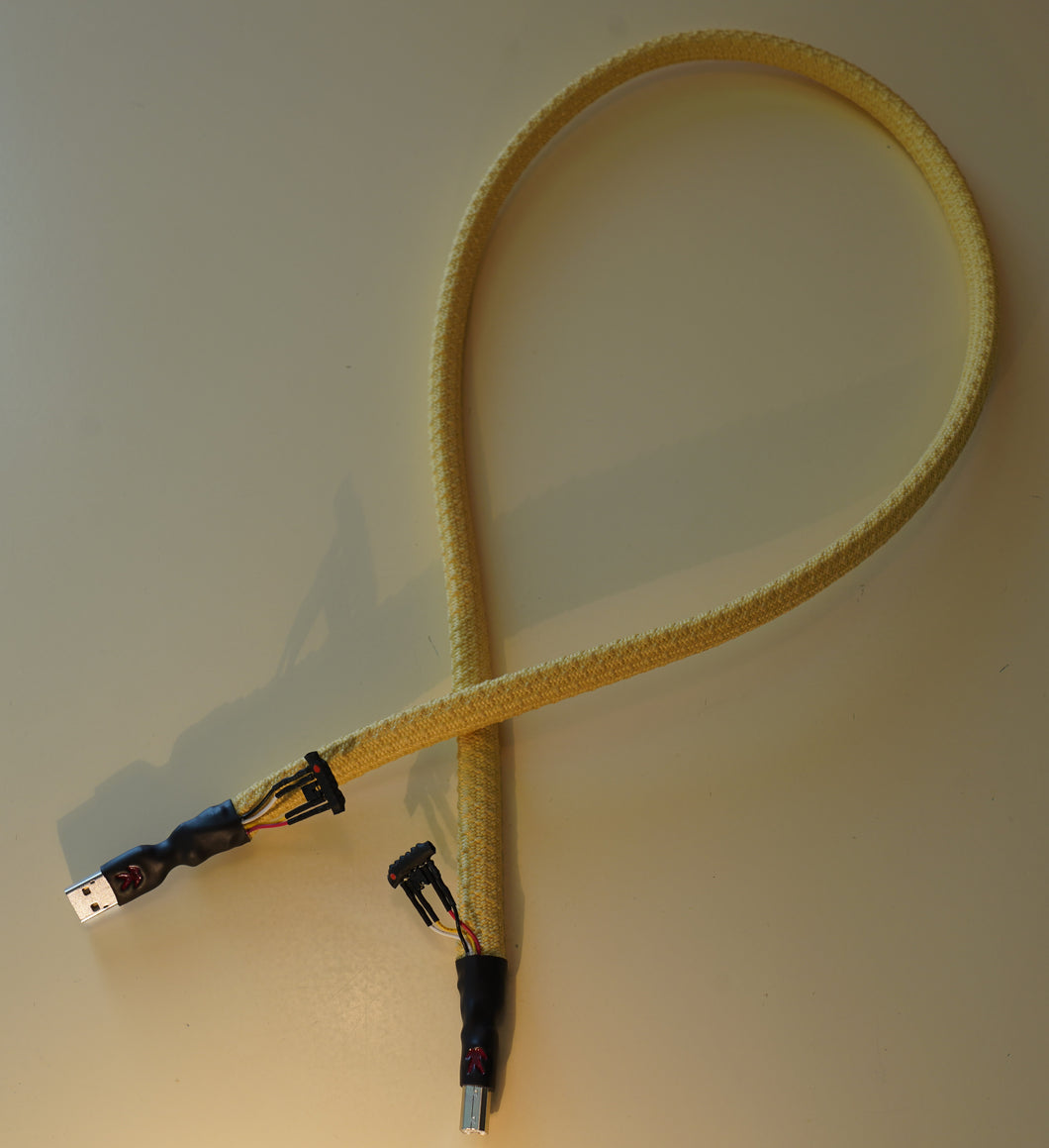 Lush^2 USB Audio Cable