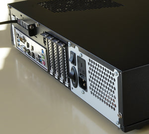 Phasure Stealth Mach III Audio PC with Linear Power Supply