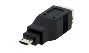 USB B to USB B Micro adapter (for Clairixa, Lush and Lush^2)