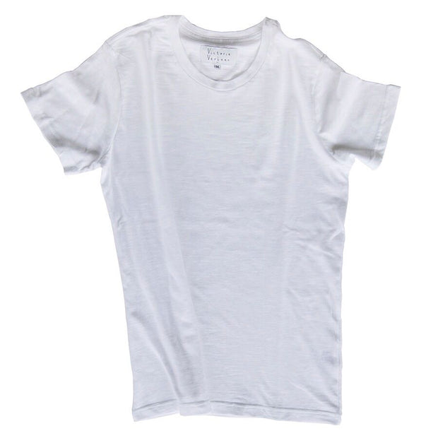Mens: Perfectly Plain White Tee