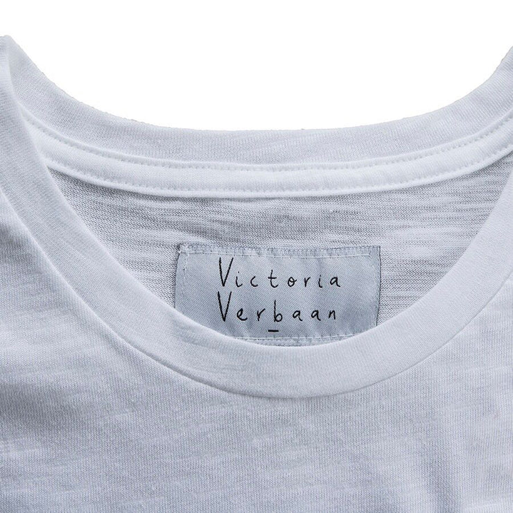 Ladies: Perfectly Plain White Tee