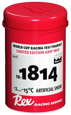 REX TK-1814 World Cup Grip Wax