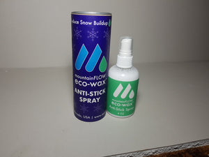 mountainFLOW eco-wax Anti-Stick Spray