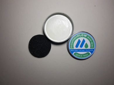 mountainFLOW eco-wax Glide Paste