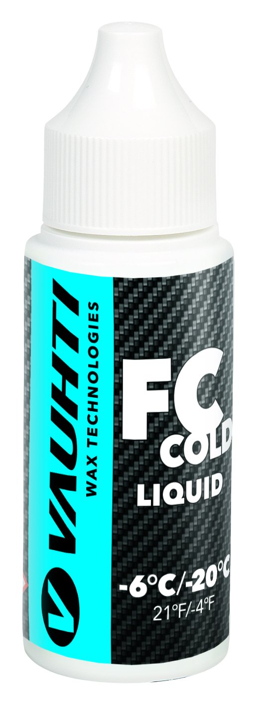 A racing liquid topper for cold conditions.