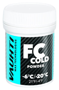 A racing powder for cold conditions.