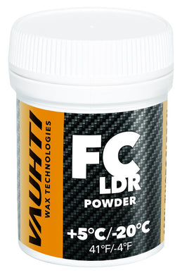 A universal racing powder.