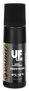 A universal racing liquid glide wax.