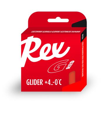 REX Racing Glide Red Paraffin