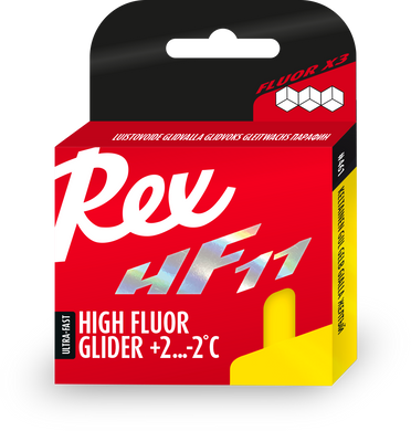 REX HF 11 Yellow High Fluor Paraffin