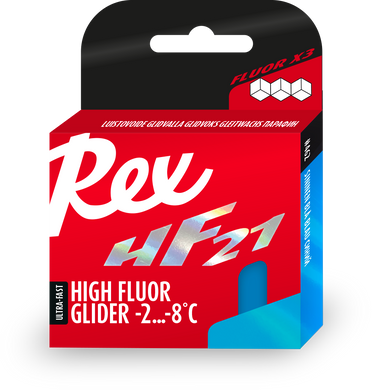 REX HF 21 Blue High Fluor Paraffin