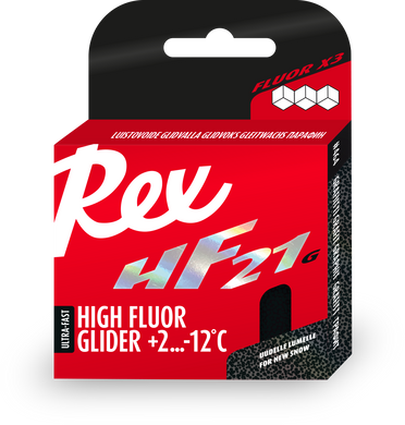 REX HF 21 Graphite High Fluor Paraffin