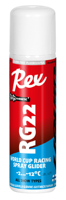 REX RG22 Blue N-Kinetic Non-Fluor Liquid Spray Glider