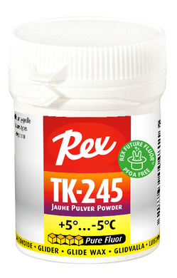 REX TK-245 Fluoro Powder