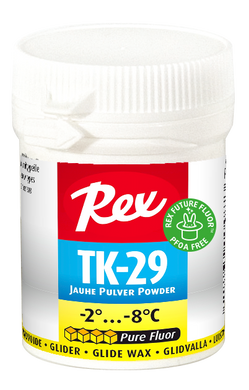REX TK-29 Fluoro Powder