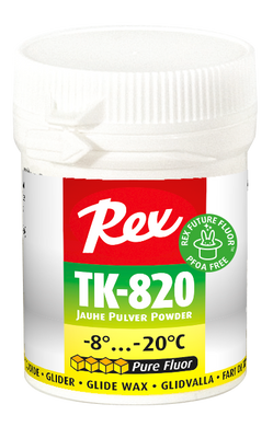 REX TK-820 Fluoro Powder