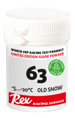 REX World Cup Fluor Powder 63