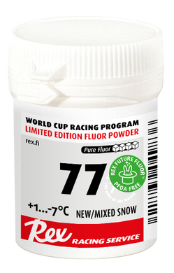 REX World Cup Fluor Powder 77