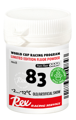 REX World Cup Fluor Powder 83