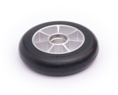 Replacement skate rollerski wheels without bearings.