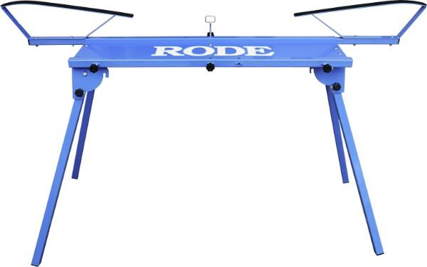 Steel Table with Cross-Country Ski Form