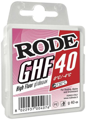 High Fluor Red GHF-40 Paraffin