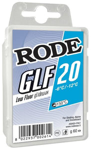 Low Fluor Blue GLF-20 Paraffin