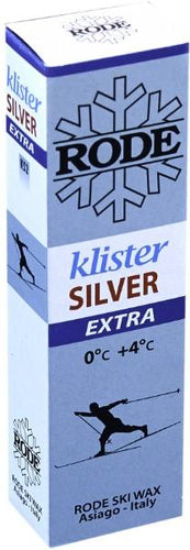 A klister designed for changing klister conditions.