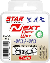 Load image into Gallery viewer, STAR NEXT MED Fluoro-Free Racing BLOCK