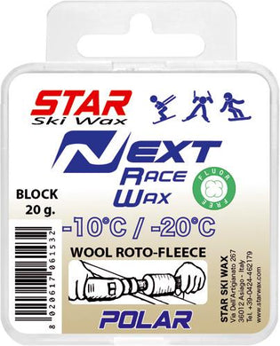 STAR NEXT POLAR Fluoro-Free Racing BLOCK