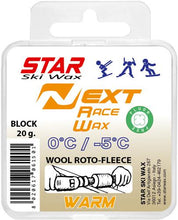 Load image into Gallery viewer, STAR NEXT WARM Fluoro-Free Racing BLOCK