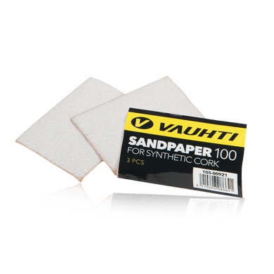 Replacement Sandpaper for Vauhti's Sandpaper Cork.
