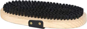 Horsehair Oval Handbrush