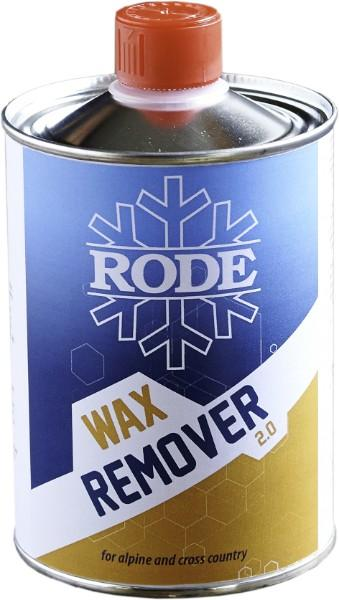Rode Wax Remover 2.0 in 500mL bottle