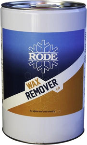 Rode Wax Remover 2.0 in 5L bottle