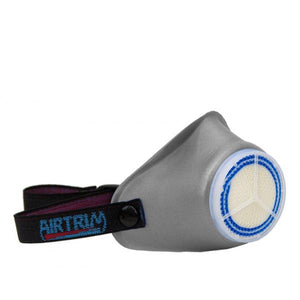 AirTrim Sport Mask is a heat/moisture exchanger for cold weather or dry air.