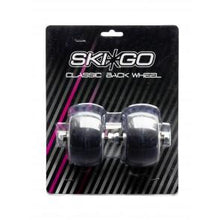 Load image into Gallery viewer, Ski*Go Classic Rollerskis Replacement Rear Wheels (No. 3 or No. 2 Speeds)