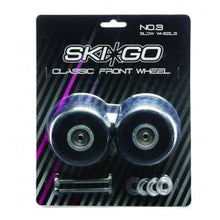 Load image into Gallery viewer, Replacement Front wheels for Ski*Go classic rollerskis