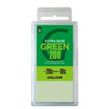 200g Gallium Green Paraffin Pack