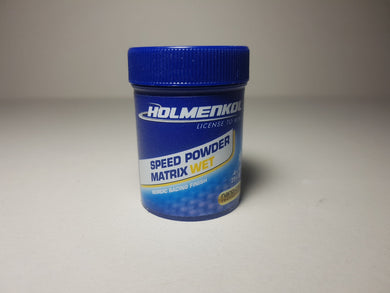 Holmenkol Speed Powder Matrix Wet