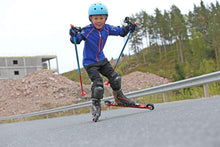 Load image into Gallery viewer, A lighter skate rollerski for kids.