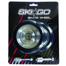 Load image into Gallery viewer, Replacement rollerski wheels for SkiGo skate rollerskis