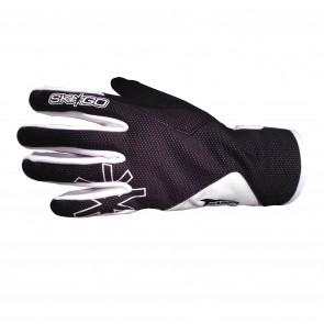 A thicker glove for colder weather.