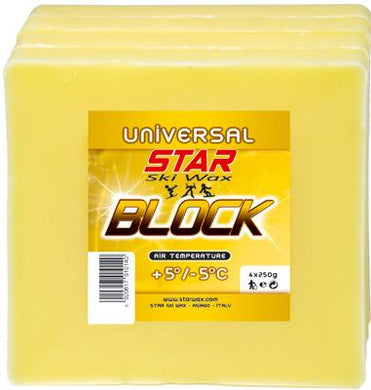 Block Plus - Universal Warm Wax 1 kg