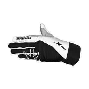 A thin racing glove